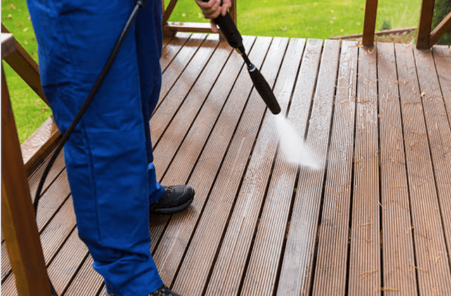 deck cleaning philadelphia